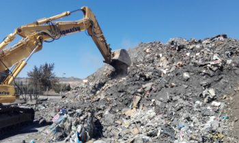 Analisi sui rifiuti – test di cessione